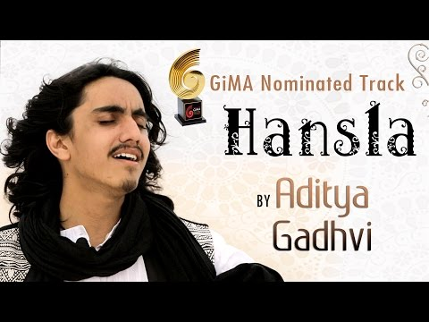Hansla (2015) - Gujarati Folk Video Song by Aditya Gadhvi | Indian Folk Music