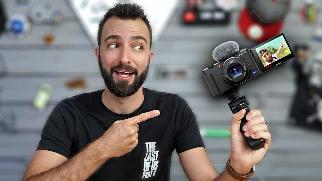 La meilleure caméra pour commencer sur Youtube ! (Sony ZV-1)