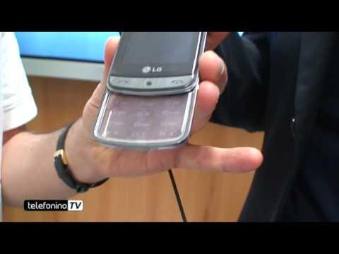 LG GD900 preview da telefonino.net