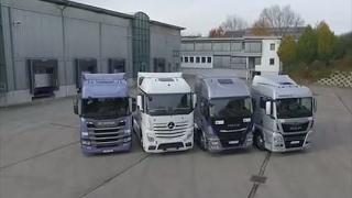 Euro Truck Test 2016
