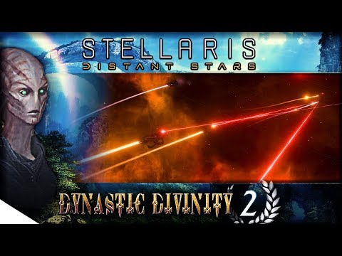 Puzzles, Polygons, & Pirates - 2.1 Niven Gameplay | STELLARIS: Distant Stars — Dynastic Divinity 2