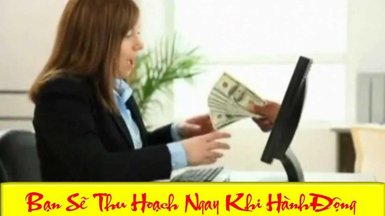 Kiếm tiền trên mạng – Kiếm tiền trực tuyến  – Make Money Online – Kiếm tiền online