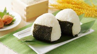おむすびが大好き!Готовим как японцы! Рецепт онигири