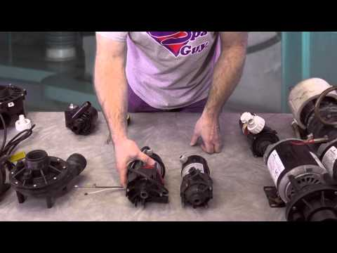 How to Choose the Correct Hot Tub Circulation Pump The Spa Guy