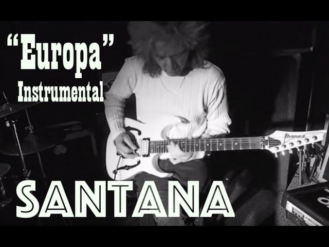 """Europa (Earth's Cry, Heaven's Smile)"" - Carlos Santana Cover"