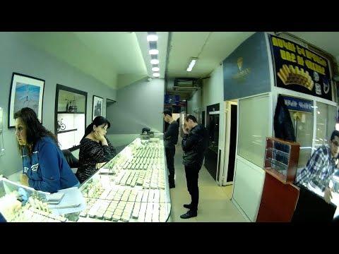 Yerevan, 27.01.19, Su, (на рус), Video-3, Рынок золота.