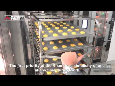 Moretti Forni Serie R - Rotary Bakery Oven Range - Product Overview