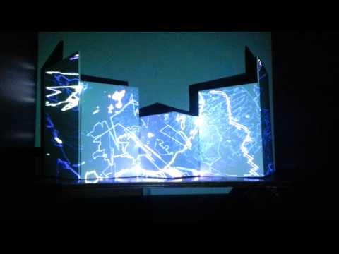 Doctype A/V Set: 0001- DIY 3D Projection Mapping