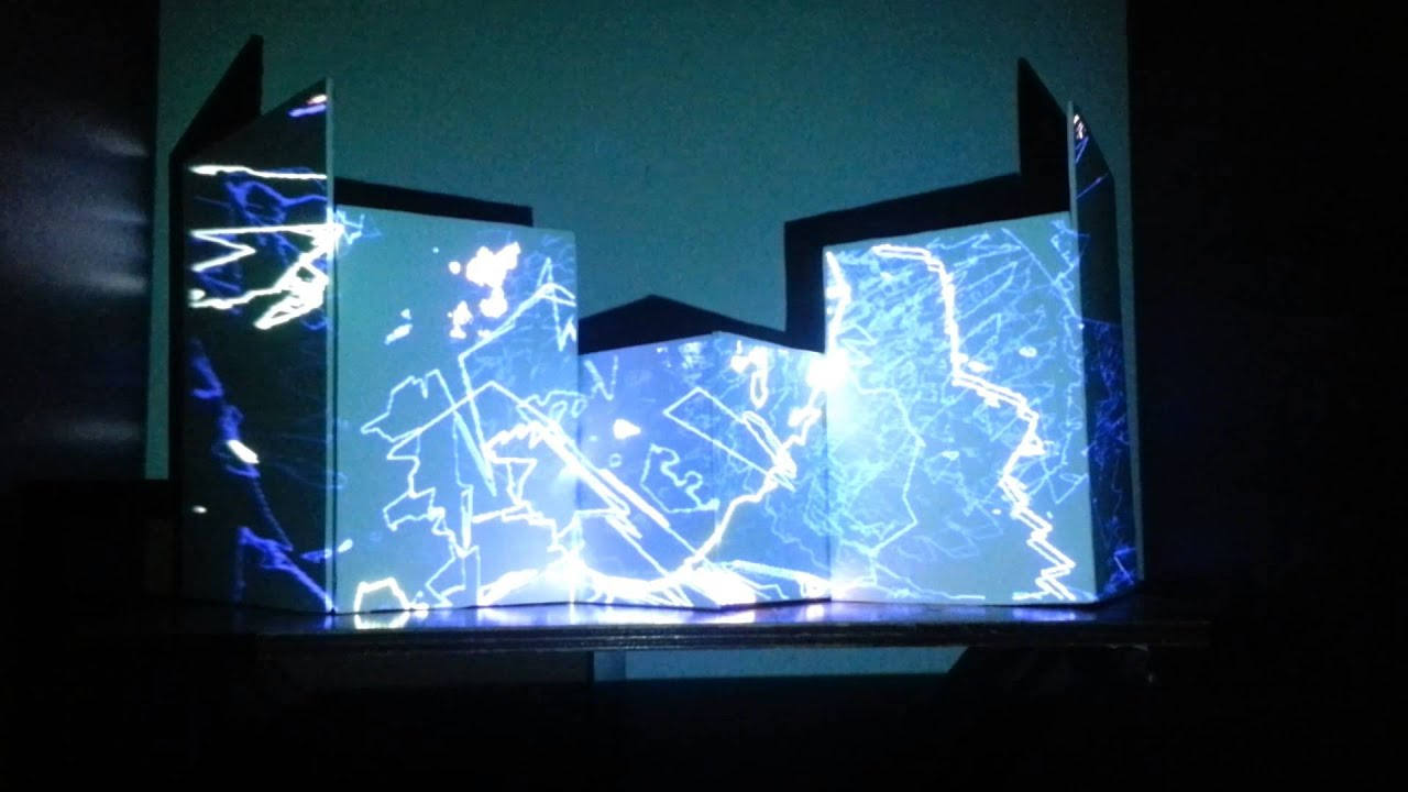 DIY 3D Projection Mapping With VDMX: 3 Steps