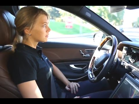 Mercedes S Class Self Driving Car Is Here 2015 Autonomous Car Real Roads S Class W222 CARJAM TV