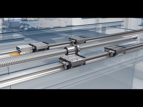 Equipped for the future: Linear Motion Technology from Rexroth