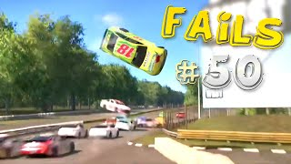 Racing Games FAILS Compilation #50