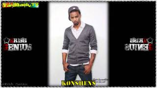 Konshens - Violation [School Fee Riddim] Sept 2011