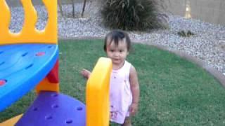Karina  Hung Little Tikes Playset - Oct 13th, 2009