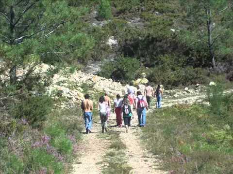 Caminhadas de Vilar do Monte (2007) Rendufe (2008) e Labrujó (2009)