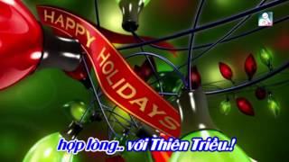 Karaoke Ðêm nay Noel về [ Beat Chuẩn]
