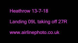 Heathrow 13 7 18