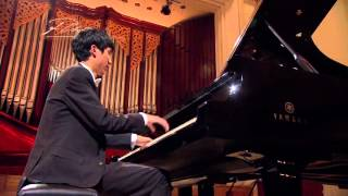 Eric Lu – Prelude in G minor Op. 28 No. 22 (third stage)