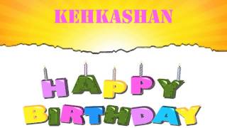 Kehkashan   Wishes & Mensajes - Happy Birthday