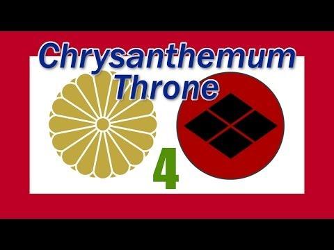 Takeda 4 - Chrysanthemum Throne Achievement Europa Universalis 4