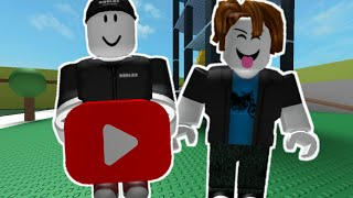 WHAT IF ROBLOX WAS A FAMOUS YOUTUBER? -Dublado EN-BR
