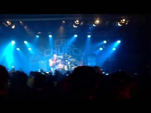 Eric Church - Concert Opening in Cologne! 05.03.2014