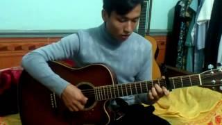 Làm dấu _Phan Đình Tùng  guitar cover