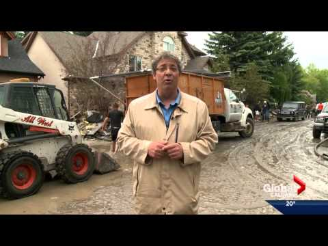 Global Calgary: Alberta floods cont. coverage