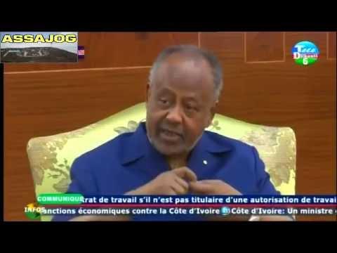 Djibouti: Madal Furan l'interview du Président S.E Ismail Omar Guelleh