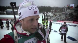Lars Helge Birkeland in Oslo