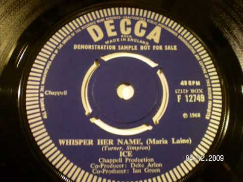 ICE - Whisper her name (Maria Laine)