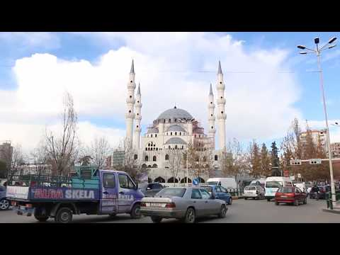 Turkey constructing largest mosque in Balkans