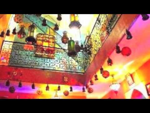 Luxury Backpacking in the Marrakech Medina at Riad layla Rouge marrakech