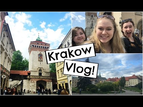 36 Hours in Kraków, Poland | Study Abroad Travel Vlog!