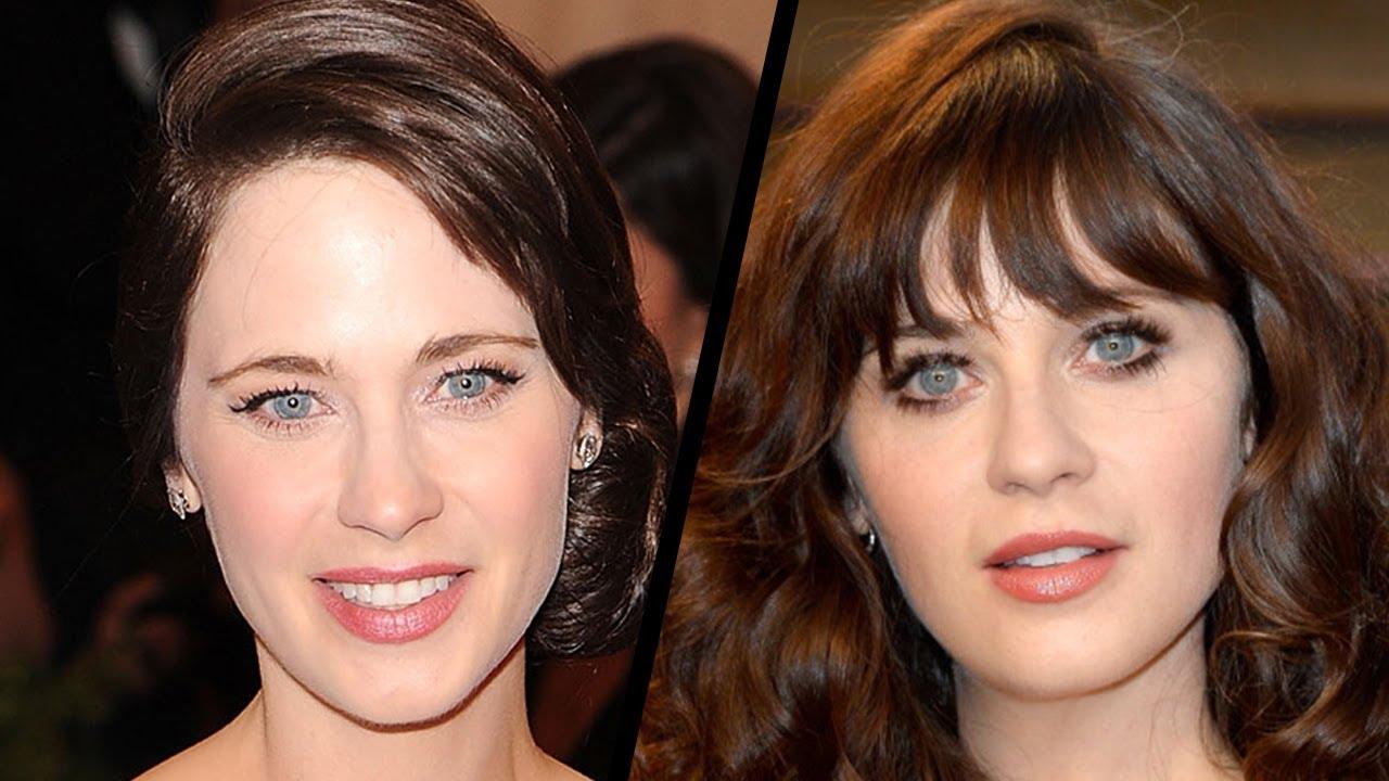 Shocking illusion - Pretty celebrities turn ugly! - YouTube