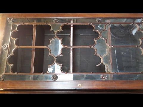 Antique Bookcase Restoration