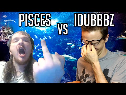 iDubbbz VS Pisces [Rock will never die, Mother F#$ker]