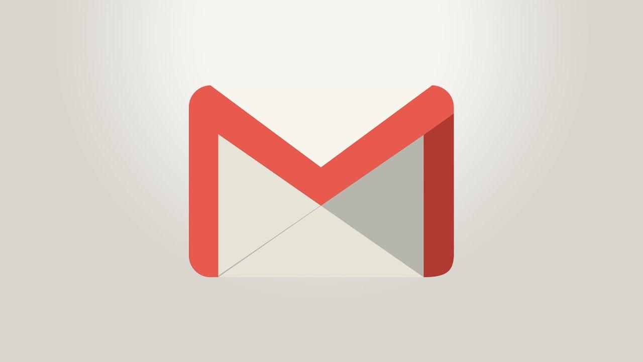 Gmail Logo History - YouTube