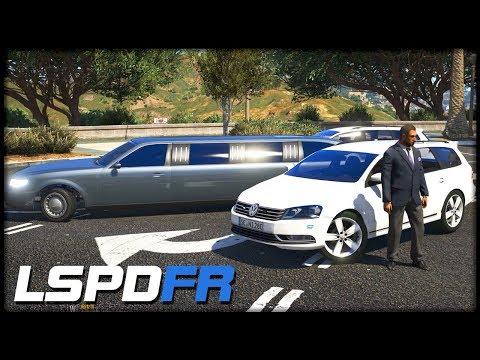 GTA 5 LSPD:FR #370 | VIP FBI Escorte - Deutsch - Grand Theft Auto 5 LSPDFR