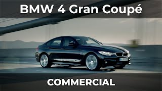 BMW 4 Series Gran Coupé launch trailer (rescore)