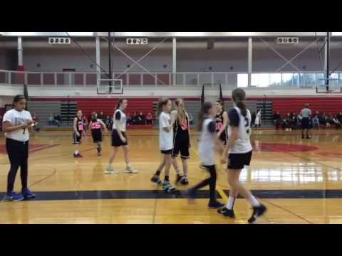 6th grade Nets Vs CNY HEAT 4/2/17