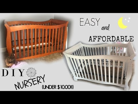 Baby Crib Safe Paint