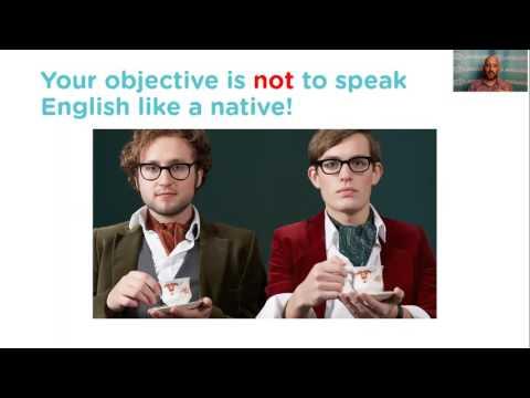 E2 Core Skills Lecture: Pronunciation: How to Speak