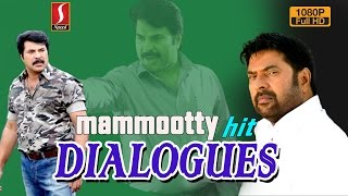 Mammootty Super Dialogue With Action Scene |  Latest Movie Dialogues | Malayalam Dialogue Scene 2016