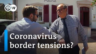 Coronavirus raises tensions on the border between France and Germany | Focus on Europe