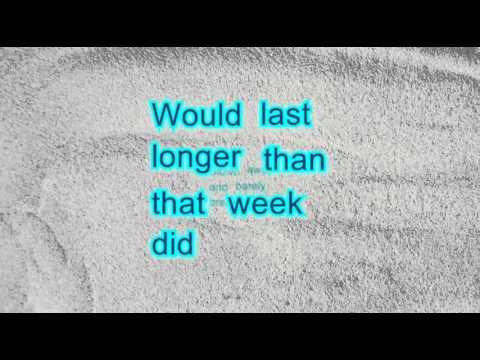Roller Coaster by Luke Bryan (Lyric Video)