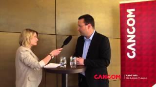 CANCOM.info: Videointerview mit Ralf Eßbaumer, Microsoft