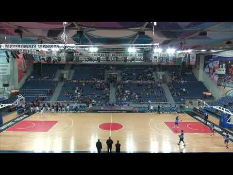27.11.2019. FIBA Eurocup Women. Sparta&K Moscow Region - Mabetex Prishtina (Kosovo)