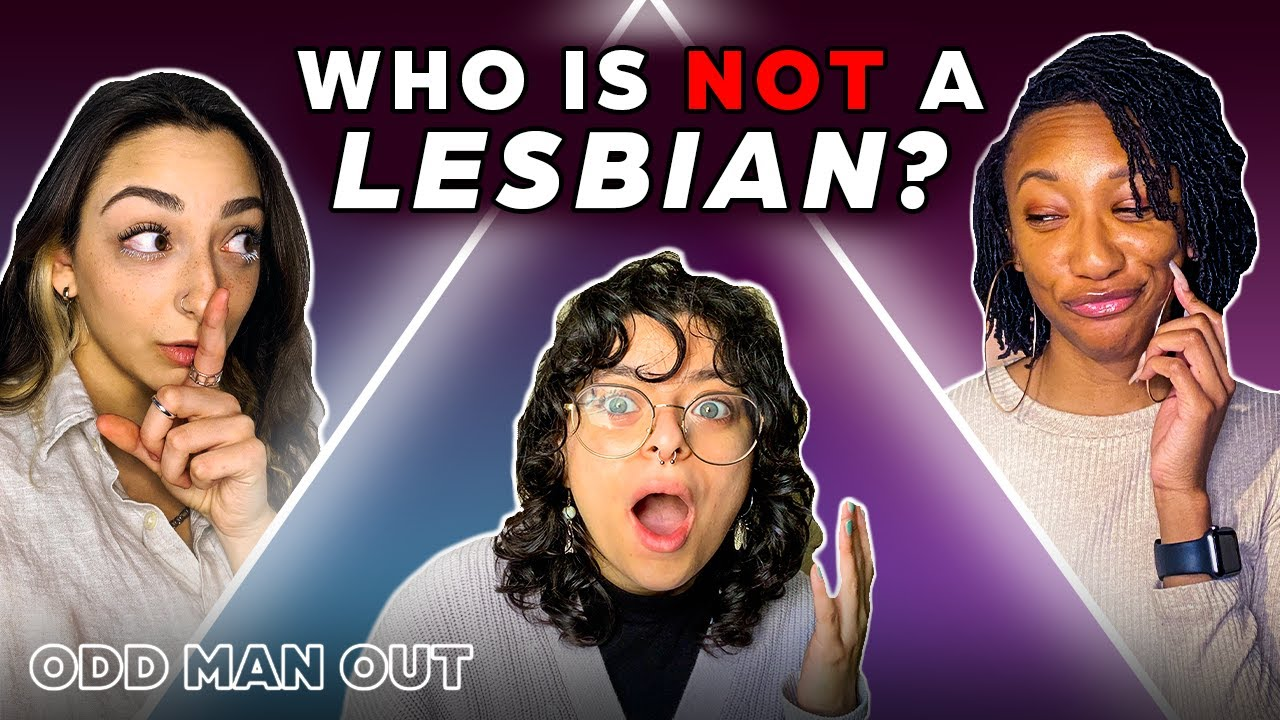 Download 6 Lesbians vs 1 Fake   Odd Man Out