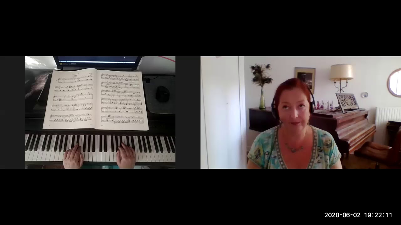 Online Cours de piano russe en français Alliancepiano avec Elena Gantchikova